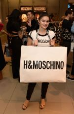 ARIEL WINTER at Moschino x H&M Launch Party in Los Angeles 11/07/2018