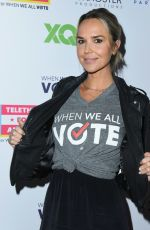 ARIELLE KEBBEL at Telethon for America at Youtube Space LA in Los Angeles 11/05/2018
