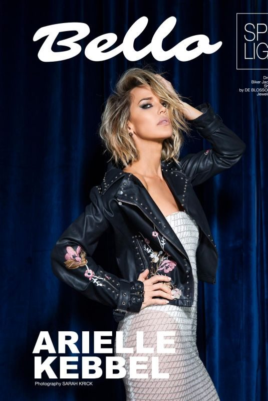 ARIELLE KEBBEL in Bello Magazine, November 2018
