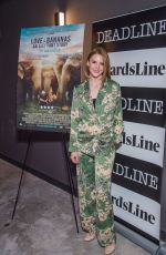 ASHLEY BELL at Love and Bananas: An Elephant Story Screening in New York 11/05/2018