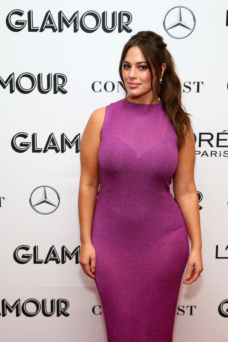 55eb3594673 ASHLEY GRAHAM at Glamour Women of the Year Summit  Women Rise in New York 11