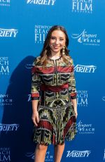 AVA CANTRELL at Variety 10 Actors to Watch at Newport Beach Film Festival 11/11/2018