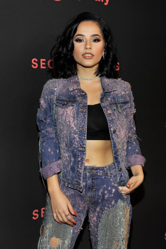 BECKY G at Spotify
