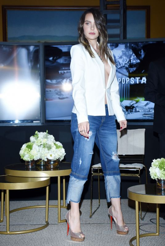 BELINDA at Popstar by Belinda Collection Launch in Mexico City 11/14/2018