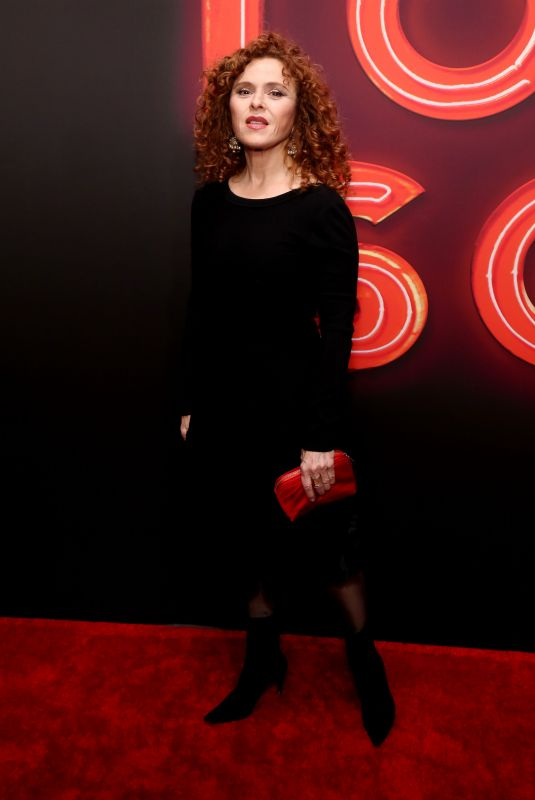 BERNADETTE PETERS at Torch Song Revival Opening Night in New York 11/01/2018