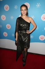 BETHANY JOY LENZ at Gingerbread House Experience in Los Angeles 11/14/2018