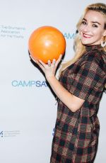BETSY WOLFE at Paul Rudd All-star Bowling Benefit in New York 11/05/2018
