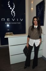 BHAVNA LIMBACHIA at Reviv in Manchester 11/23/2018