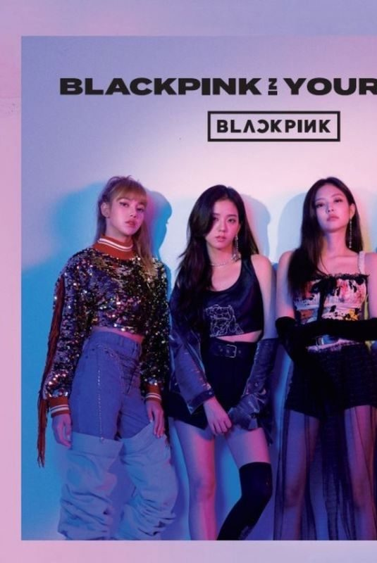 BLACKPINK – Blackpink in Your Area Album Teaser 2018