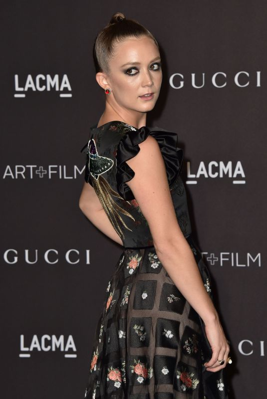 BOLLIE LOURD at Lacma: Art and Film Gala in Los Angeles 11/03/2018
