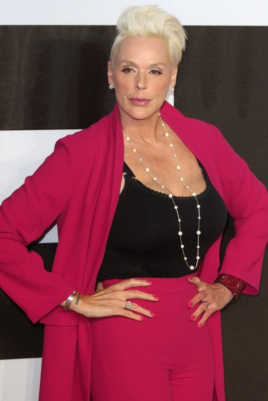 BRIGITTE NIELSEN at Creed II Premiere in London 11/28/2018