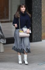 BROOKE VINCENT at ITV Studios in London 11/26/2018