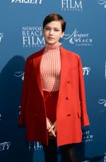 CAILEE SPAENY at Variety 10 Actors to Watch at Newport Beach Film Festival 11/11/2018