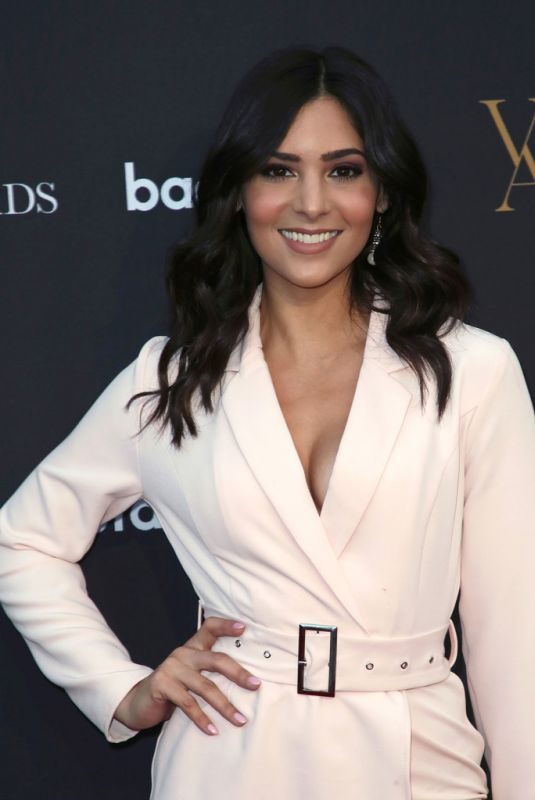 CAMILA BANUS at Voice Arts Awards in Burbank 11/18/2018