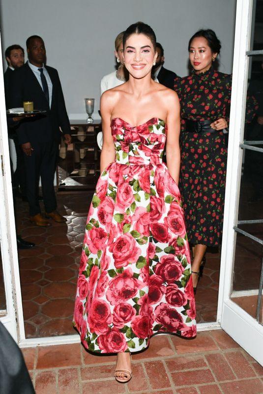 CAMILA COELHO at Michael Kors x Kate Hudson Dinner in Los Angeles 11/07/2018