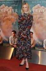 CAREY MULLIGAN at Wildlife Film Premiere in Paris 11/06/2018