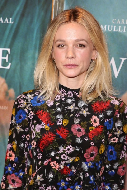 CAREY MULLIGAN at Wildlife Film Premiere in Paris 11/06/2018