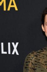 CARLA GUGINO at Roma Screening in New York 11/27/2018