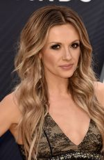 CARLY PEARCE at 2018 CMA Awards in Nashville 11/14/2018
