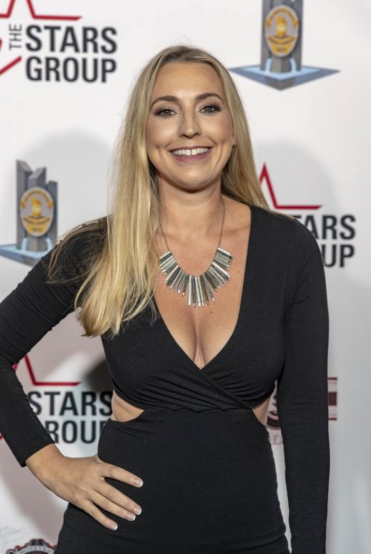 CHARLENE CIARDIELLO at Heroes for Heroes: Los Angeles Police Memorial Foundation Celebrity Poker Tournament 11/10/2018