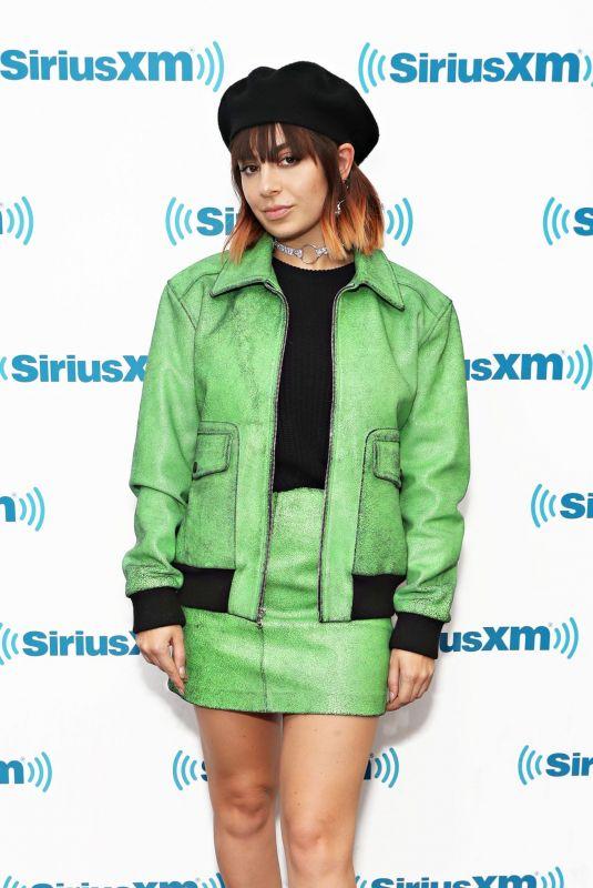 CHARLI XCX at SiriusXM Studios in New York 11/13/2018