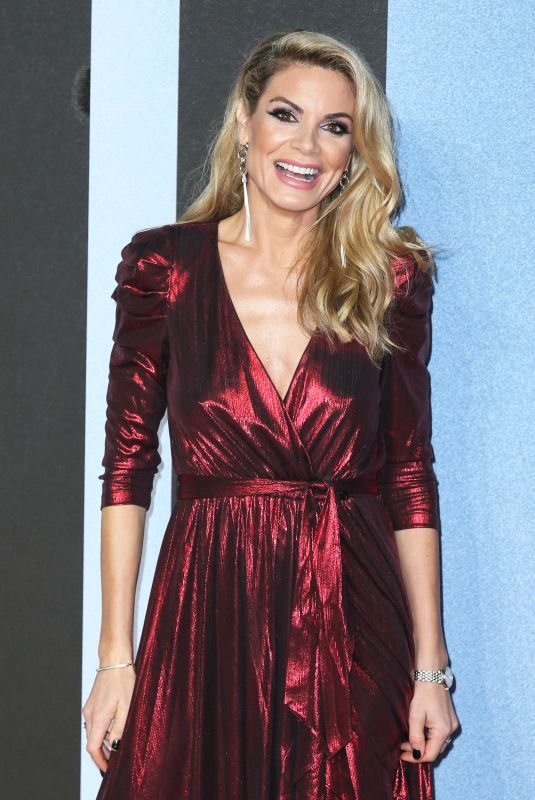 CHARLOTTE JACKSON at Creed II Premiere in London 11/28/2018