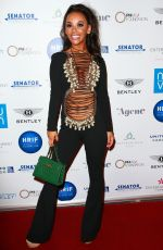 CHELSEE HEALEY at The Move Mountains Ball in Manchester 11/10/2018