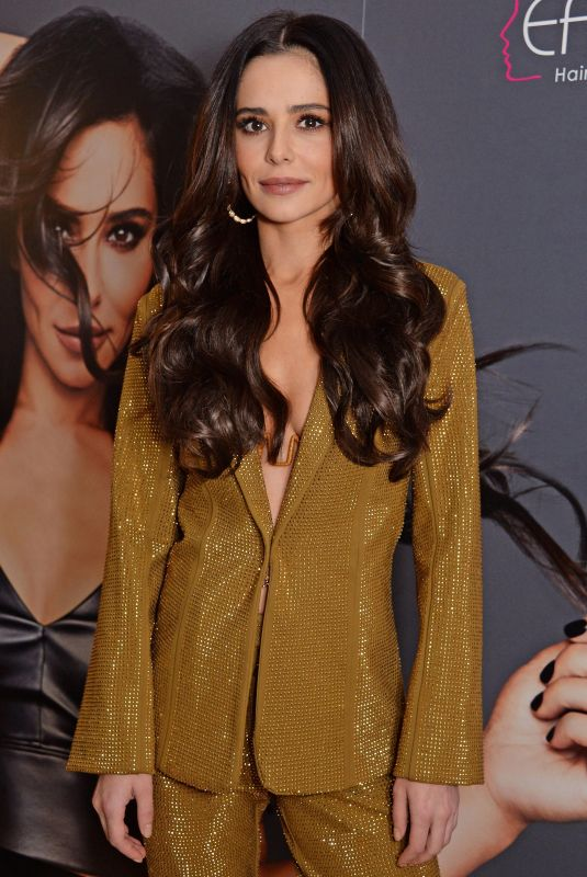 CHERYL COLE at Her New Hair Extensions with Easilocks Launch in London 11/27/2018