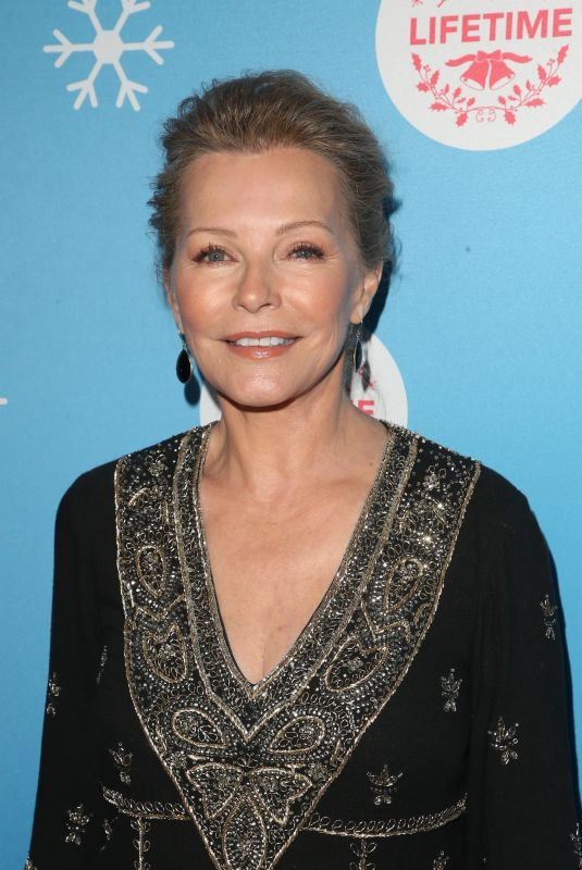 CHERYL LADD at Lifetime Christmas Movies 2018 Event in Los Angeles 11/14/2018