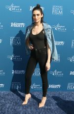 CHLOE CATHERINE KIM at Variety 10 Actors to Watch at Newport Beach Film Festival 11/11/2018