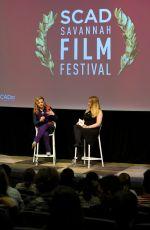 CHLOE MORETZ at The Miseducation of Cameron Post Press Conference at Savannah Film Festival 11/02/2018
