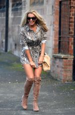 CHRISTINE MCGUINNESS Leaves Hairdresser