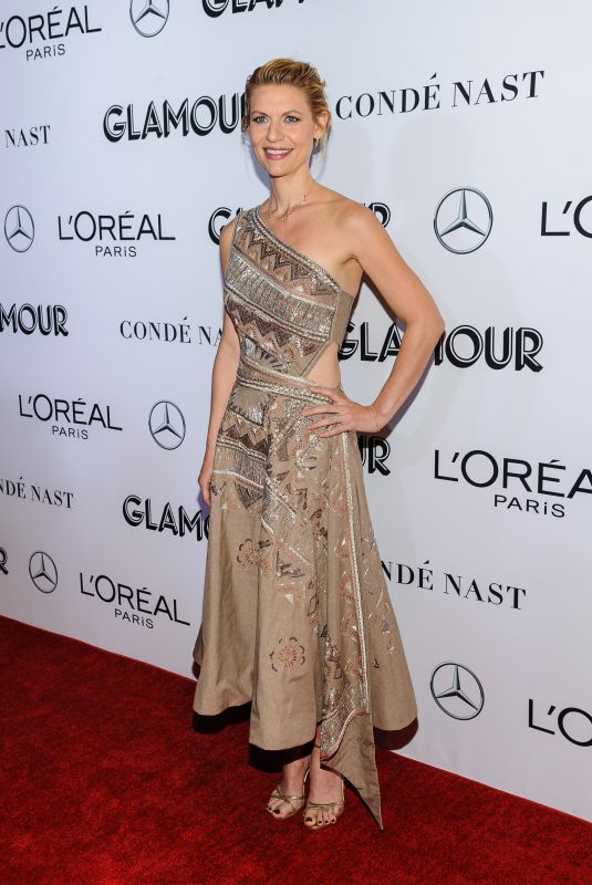 CLAIRE DANES at Glamour Women of the Year Summit: Women Rise in New York 11/11/2018