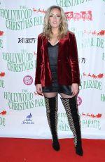 CLARE DUNN at Hollywood Christmas Parade 11/25/2018