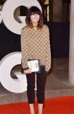 CLAUDIA WINKLEMAN at GQ Magazine 30th Anniversary Party in London 10/29/2018