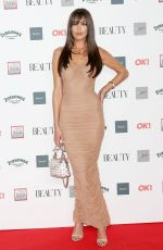 CLELIA THEODOROU at Beauty Awards 2018 in London 11/26/2018
