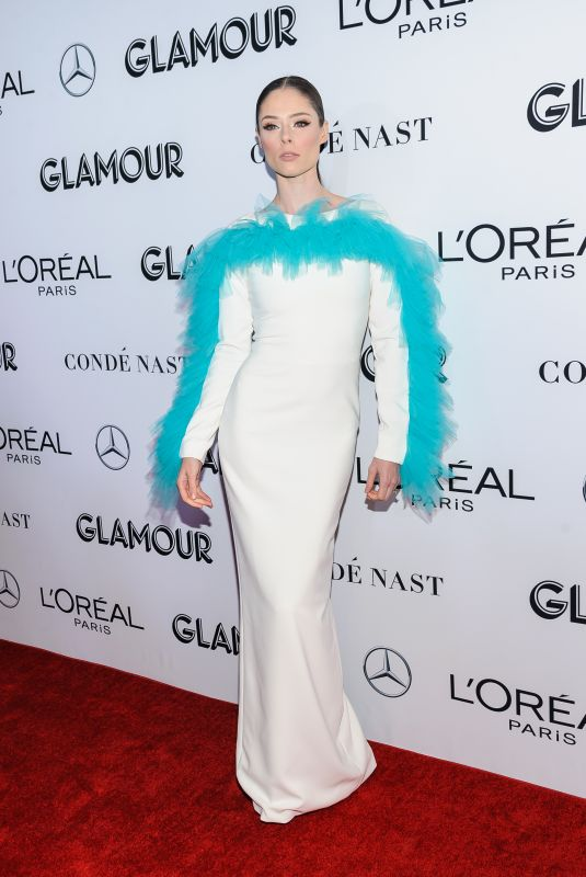 COCO ROCHA at Glamour Women of the Year Summit: Women Rise in New York 11/11/2018