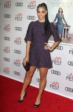 CORINNE FOXX at On the Basis of Sex Premiere in Los Angeles 11/08/2018