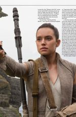 DAISY RIDLEY in Star Wars Insider, Special Edition 2019
