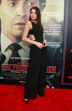 DANIELA LOPEZ at The Front Runner Premiere in New York 10/30/218