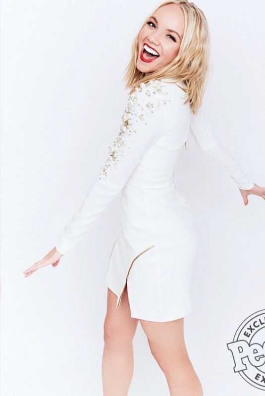 DANIELLE BRADBERY for People Magazine, 2018
