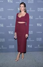 DASHA ZHUKOVA at WSJ Magazine Innovator Awards in New York 11/07/2018