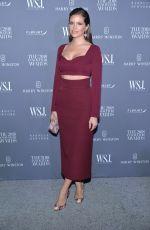 DASHA ZHUKOVA at WSJ Magazine Innovator Awards in New York 11/07/2018