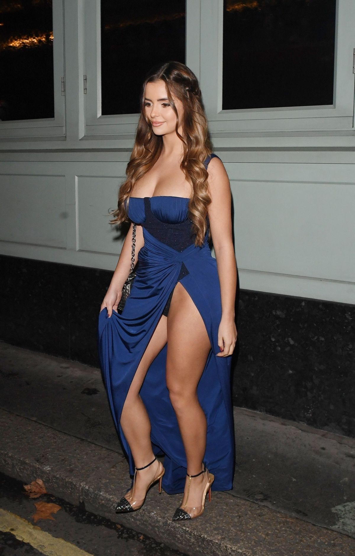 3bef21d0769aa DEMI ROSE MAWBY at Sexy Fish in London 11 21 2018 - HawtCelebs