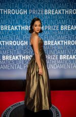 DEVIKA BHISE at 2019 Breakthrough Prize in Mountain View 11/04/2018
