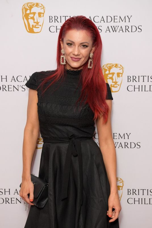 DIANNE BUSWELL at British Academy Children's Awards 2018 in London 11/25/2018