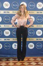 DILETTA LEOTTA at Gran Gala Del Calcio Photocall in Milan 11/20/2018