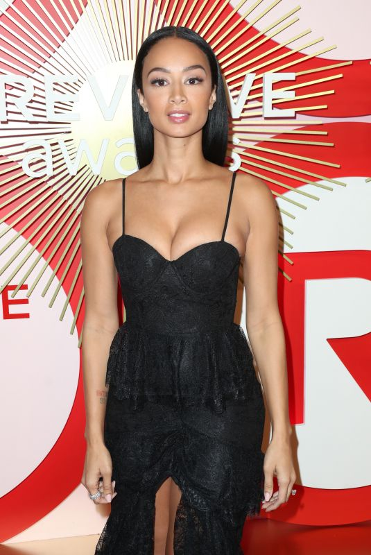 DRAYA MICHELE at #RevolveAwards in Las Vegas 11/09/2018