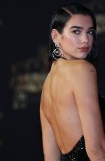 DUA LIPA at NRJ Music Awards 2018 in Cannes 11/10/2018