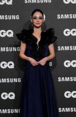 ELENA RIVERA at GQ Men of the Year Awards in Madrid 11/22/2018